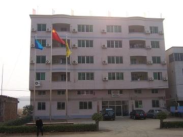 格尔木第22医院照片